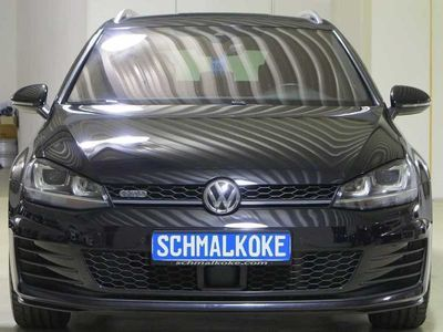 gebraucht VW Golf VII Golf VariantVariant GTD TDI2.0 BMT DSG Xenon Navi
