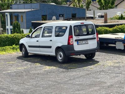 gebraucht Dacia Logan MCV Basis Euro 5