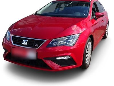 gebraucht Seat Leon ST Leon 1.5 TSI FR DSG LED Navi Pano ACC DAB