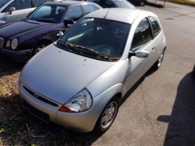 gebraucht Ford Ka 1.3 - Bj: 3.2002 - Klimaanlage - Alufelgen - Kein TÜV