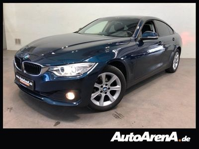 gebraucht BMW 420 Gran Coupé i xDrive **1. Hand/Kamera/Xenon
