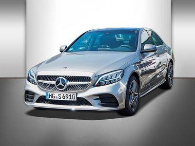 gebraucht Mercedes C200 4MATIC AMG Line Kamera Panorama KEYLESS-GO