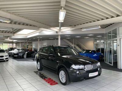 gebraucht BMW X3 xDrive 18d Edition Lifestyle PANORAMA/AHK/PDC