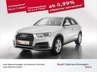 gebraucht Audi Q3 design 2.0 TDI 110 kW (150 PS) 6-Gang