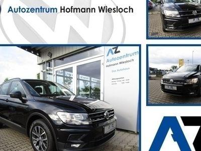 gebraucht VW Tiguan 2.0 TDI DSG Comfortline //Navi//ACC//RFK//