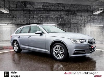 gebraucht Audi A4 Avant 2.0TDI EU6 sport S-trc Virtual Navi Climatr