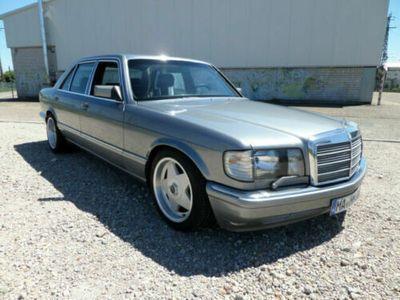 gebraucht Mercedes 560 SEL / W126 / Deutsches Fzg. / H-Zulassung