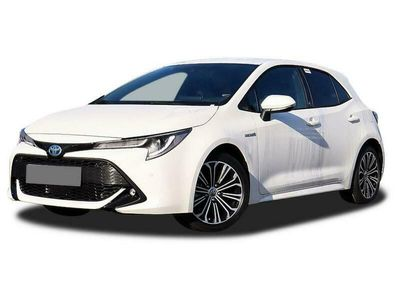 gebraucht Toyota Corolla CorollaTeam Deutschland 18-Hybrid NAVI SHZ PDC