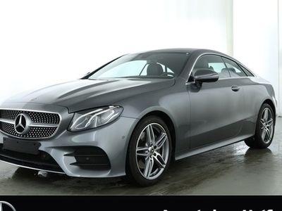 gebraucht Mercedes E200 Coupé AMG **Kamera/9G-TRONIC/Sitzheizung