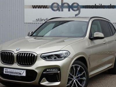 gebraucht BMW X3 M40i AT Innovationsp. Navi Prof. Sport Aut.
