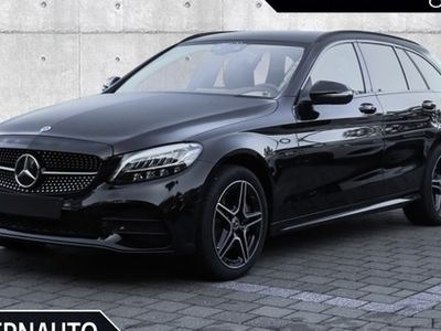 gebraucht Mercedes C300 de T AMG Night-Paket KEYLESS-GO