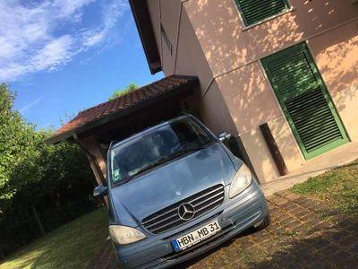 gebraucht Mercedes Viano 2.2 CDI lang Ambiente