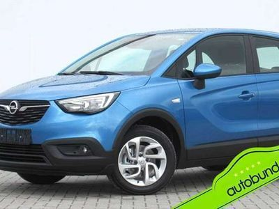 gebraucht Opel Crossland X - auch online kaufen -