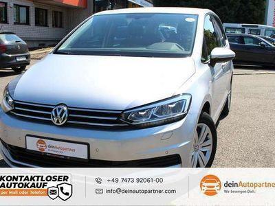 gebraucht VW Touran 1.6 TDI 7-Sitzer PDC LED Navi UVP 34.500€