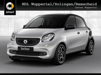 gebraucht Smart ForFour 66kW prime BRABUS tailor made DCT Sport