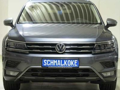 gebraucht VW Tiguan Allspace 2.0 TDI SCR 4Mot DSG7 HIGHL AHK Navi