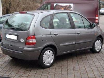 gebraucht Renault Scénic 1.6 16V Expression AUTOMATIK Klima