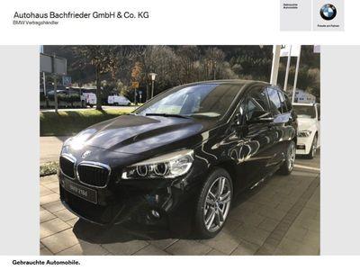 gebraucht BMW 218 Gran Tourer d xDrive M Sport Sportpaket LED