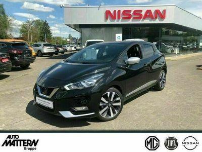 gebraucht Nissan Micra Tekna