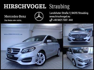 gebraucht Mercedes B180 Urban+Navi+LED+PDC+SHZ+Spiegel-&Laderaum-P
