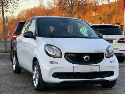 gebraucht Smart ForFour Electric Drive / EQ Passion -> Navi