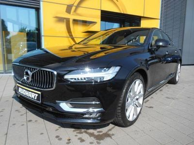 used Volvo S90 D4 Geartronic Inscription AHK Leder