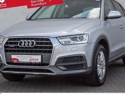 gebraucht Audi Q3 design 2.0 TDI quattro -34%/ XENON/ SD/ AHK