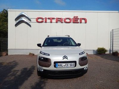 gebraucht Citroën C4 Cactus Blue-HDI 100 Shine Edition
