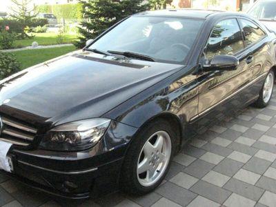 gebraucht Mercedes CLC200 Kompressor, Top Zustand
