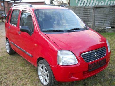 gebraucht Suzuki Wagon R 1,3 wie Agila mit Tüv 11.21