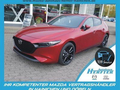 gebraucht Mazda 3 SKYACTIV-X 2.0 Selection*BOSE*Design*