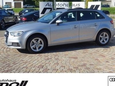 gebraucht Audi A3 Sportback 1.6 TDI 6-Gang Xenon, Sitzheizg, Einpark