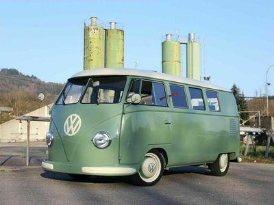gebraucht VW T1 VWWinker Top Zustand 1A selten in als Van/Kleinbus in Bad Säckingen
