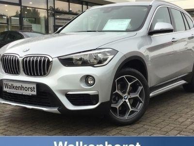 gebraucht BMW X1 xDrive18d X-Line Navi Sitzheizung Bluetooth