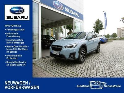 gebraucht Subaru XV 1.6i Lineartronic Exclusive