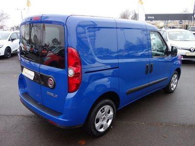 gebraucht Fiat Doblò Cargo 1.3 Multijet Ka SX