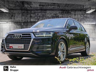 gebraucht Audi Q7 3.0TDI EU6 quattro S line LED BOSE Navi