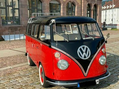 gebraucht VW T1 Samba 21 Fenster Frame off Faltdach