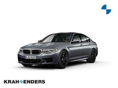 gebraucht BMW M5 Leder LED Navi Keyless BowerWilkins SoftClose Nach