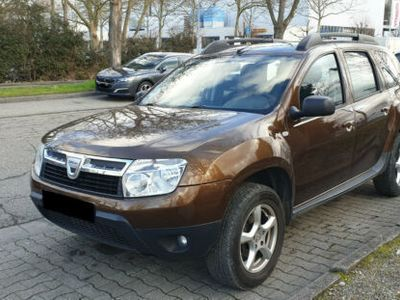gebraucht Dacia Duster I Laureate 4x2..Klima..Euro5..