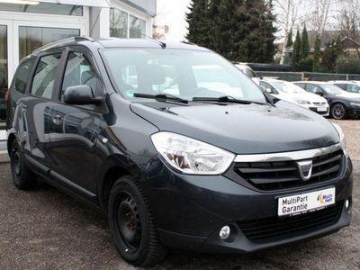 käytetty Dacia Lodgy Prestige 1.5 DCI Navi Leder Klima SHZ PDC