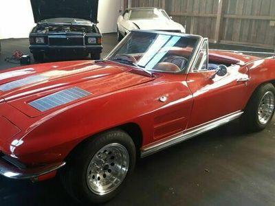 gebraucht Corvette C2 Cabrio als Cabrio/Roadster in Durmersheim