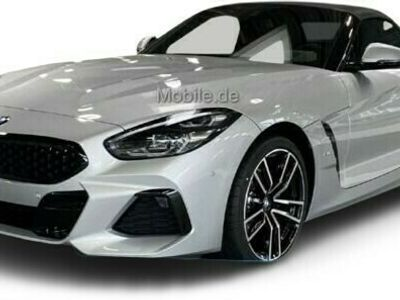 gebraucht BMW Z4 Z4sDrive20i M SPORT Cabrio Navi Leder Bluetooth