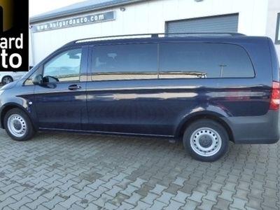 gebraucht Mercedes Vito 116 d BlueTEC Tourer Pro Extra Lang 2 Klima