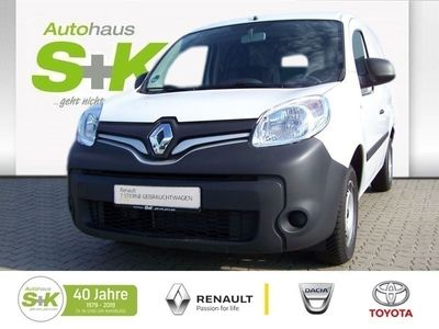 gebraucht Renault Kangoo Rapid Extra dCi 75+Klima+Bluetooth