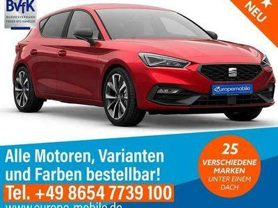 gebraucht Seat Leon FR (D4) 2.0 TDI SCR DSG 150 Neues Modell