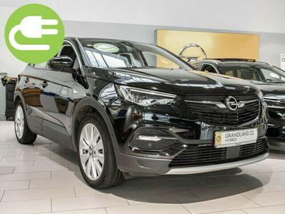 gebraucht Opel Grandland X Innovation Plug-In Hybrid 4x4 Navi