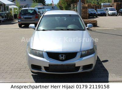 gebraucht Honda Accord Lim. 2.2 i-CTDi Sport