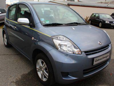 gebraucht Daihatsu Sirion 1.3/Klima/4xElektr.Fensterheber/2Hand/Rentner Auto