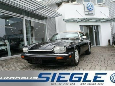 gebraucht Jaguar XJS 4.0 CABRIO LEDER 4 SITZE SEHR GEPFLEGT